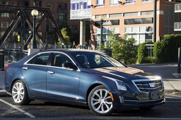 new 2015 2016 cadillac ats for sale cargurus. Black Bedroom Furniture Sets. Home Design Ideas