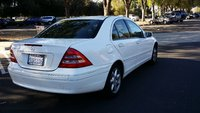 2003 Mercedes-Benz C-Class 4 Dr C320 4MATIC AWD Sedan, super clean, exterior