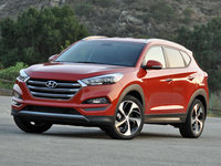2016 Hyundai Tucson Limited AWD, exterior