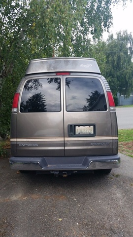 Picture of 1999 Chevrolet Express Cargo 3 Dr G1500 Cargo Van