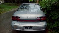 Picture of 1999 Oldsmobile Cutlass 4 Dr GL Sedan, exterior