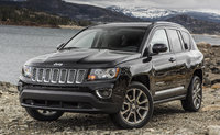 2016 Jeep Compass, Front-quarter view., gallery_worthy