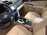 Picture of 2012 Toyota Camry XLE V6, interior