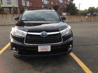 Picture of 2015 Toyota Highlander Hybrid Limited Platinum