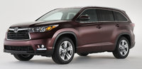 2016 Toyota Highlander Picture Gallery