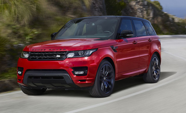 2016 Land Rover Range Rover Sport, Front-quarter view., exterior, manufacturer, gallery_worthy