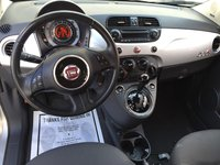 Picture of 2011 FIAT 500, interior