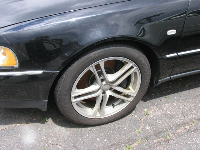 Picture of 2003 Audi S8 quattro AWD