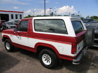 Picture of 1981 Ford Bronco STD 4WD, exterior, gallery_worthy