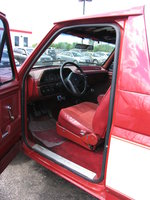 Picture of 1981 Ford Bronco STD 4WD, interior