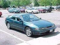 1992 Subaru SVX Overview