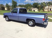 1987 Chevrolet C/K 10 Overview