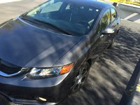 Picture of 2013 Honda Civic Hybrid w/ Leather and Nav, exterior