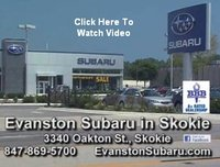 McGrath Evanston Subaru logo
