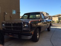 Picture of 1991 Dodge RAM 150 2 Dr LE Extended Cab LB, exterior