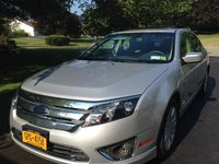 Picture of 2010 Ford Fusion Hybrid FWD, exterior, gallery_worthy