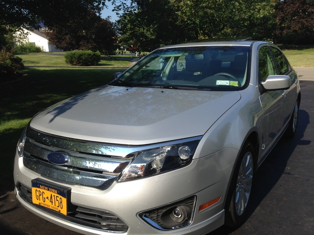 Picture of 2010 Ford Fusion Hybrid FWD
