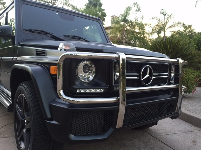 picture of 2014 mercedes benz g class g63 amg exterior. Cars Review. Best American Auto & Cars Review