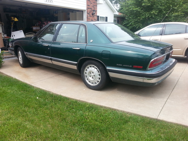 Picture of 1993 Buick Park Avenue 4 Dr STD Sedan