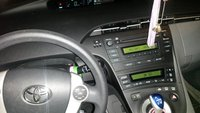 Picture of 2011 Toyota Prius One, interior, gallery_worthy