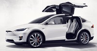 2016 Tesla Model X, Front-quarter view, exterior, manufacturer, gallery_worthy