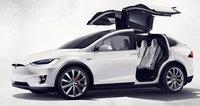 2016 Tesla Model X Overview