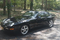 Picture of 1993 Porsche 968 2 Dr STD Coupe, exterior