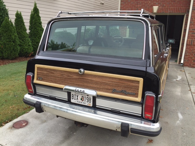 Picture of 1988 Jeep Grand Wagoneer