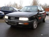 1989 Audi 90 Overview