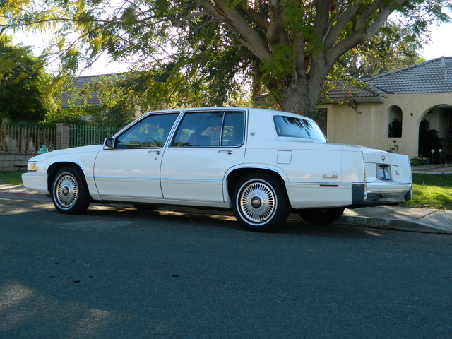 1990 cadillac deville pictures cargurus. Cars Review. Best American Auto & Cars Review
