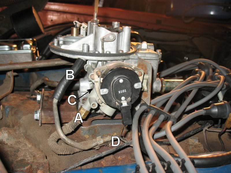 ford f150 solenoid wiring ford f 150 questions where can i buy heat tube and 1947 ford starter solenoid wiring