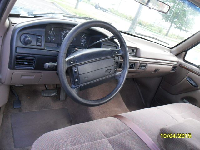 Picture Of 1996 Ford F 150 Eddie Bauer LB, Interior, Gallery_worthy