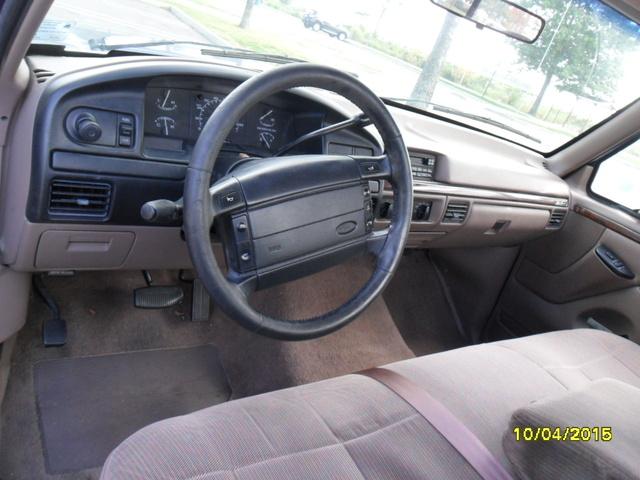 1996 Ford F 150 Interior Pictures Cargurus