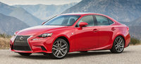 2016 Lexus IS 200t, Front-quarter view., exterior, manufacturer, gallery_worthy
