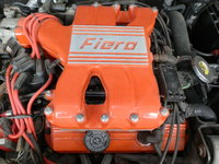 Picture of 1988 Pontiac Fiero GT, engine, gallery_worthy