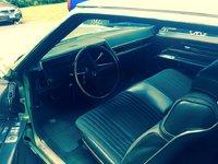 Picture of 1969 Cadillac Eldorado, interior
