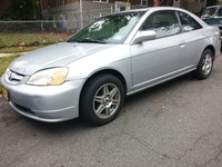 Picture of 2003 Honda Civic EX, exterior