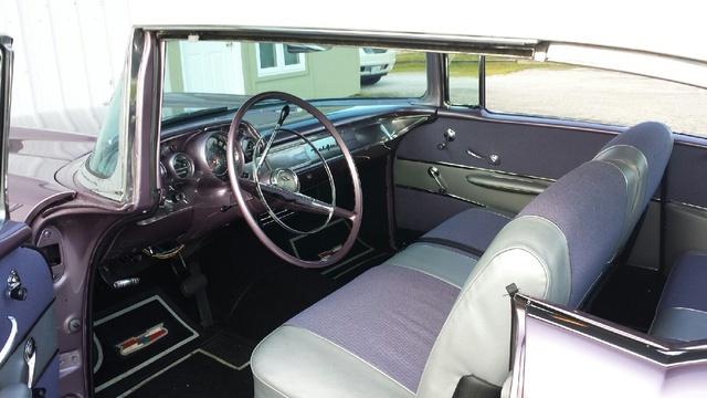 1957 Chevrolet Bel Air Interior Pictures Cargurus