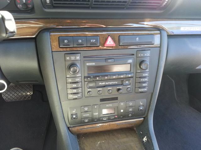 Picture Of 2001 Audi S4 Quattro Sedan AWD, Interior, Gallery_worthy
