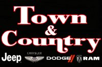 Town & Country Jeep Chrysler Dodge Ram logo