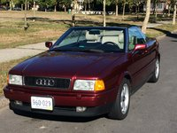 Picture of 1998 Audi Cabriolet 2 Dr STD Convertible, exterior