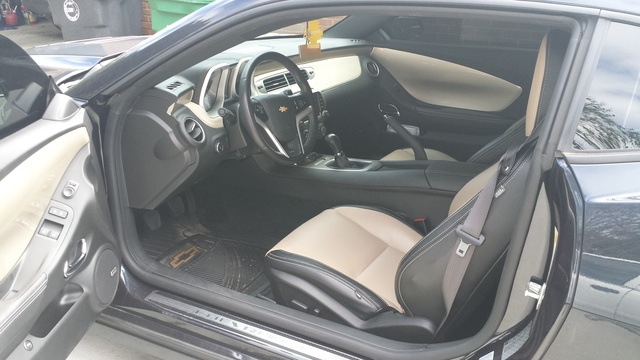 Picture Of 2014 Chevrolet Camaro 2SS Coupe RWD, Interior, Gallery_worthy