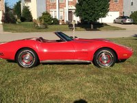 Picture of 1973 Chevrolet Corvette Convertible