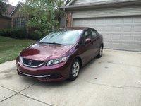 Picture of 2013 Honda Civic EX, exterior