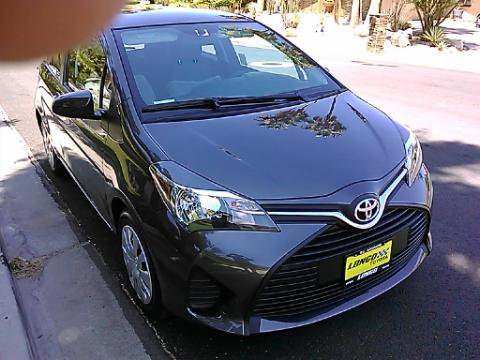 Picture of 2015 Toyota Yaris L 2dr Hatchback, exterior, gallery_worthy