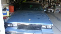 Picture of 1986 Cadillac Fleetwood, exterior, gallery_worthy