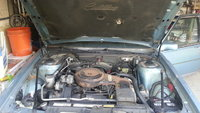 Picture of 1986 Cadillac Fleetwood, engine