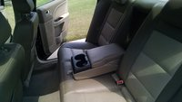 Picture of 2007 Mercury Montego Premier, interior