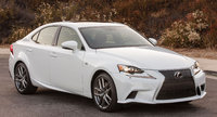 2016 Lexus IS 300, Front-quarter view., exterior, manufacturer