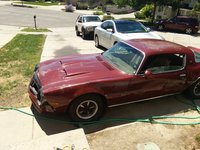 Picture of 1976 Pontiac Firebird, exterior, gallery_worthy